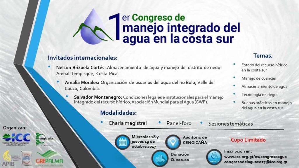Congreso Agua Final