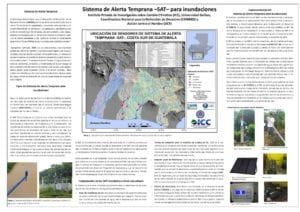 thumbnail of Sistema de Alerta Temprana SAT para inundaciones