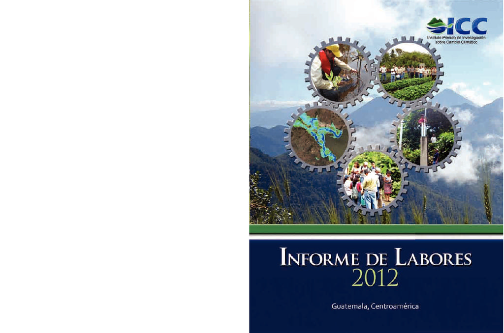 thumbnail of informe de labores 2012