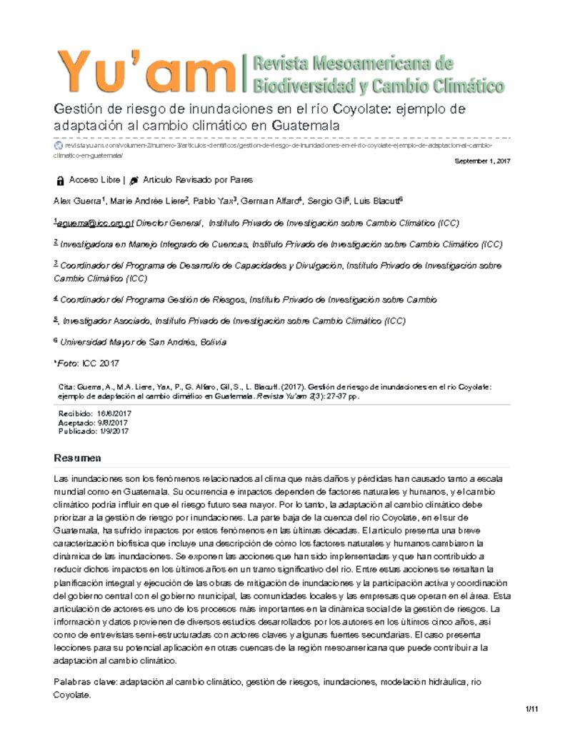 thumbnail of revistayuam.com-Gestión-de-riesgo-de-inundaciones-en-el-río-Coyolate-ejemplo-de-adaptación-al-cambio-climático-en-Gua