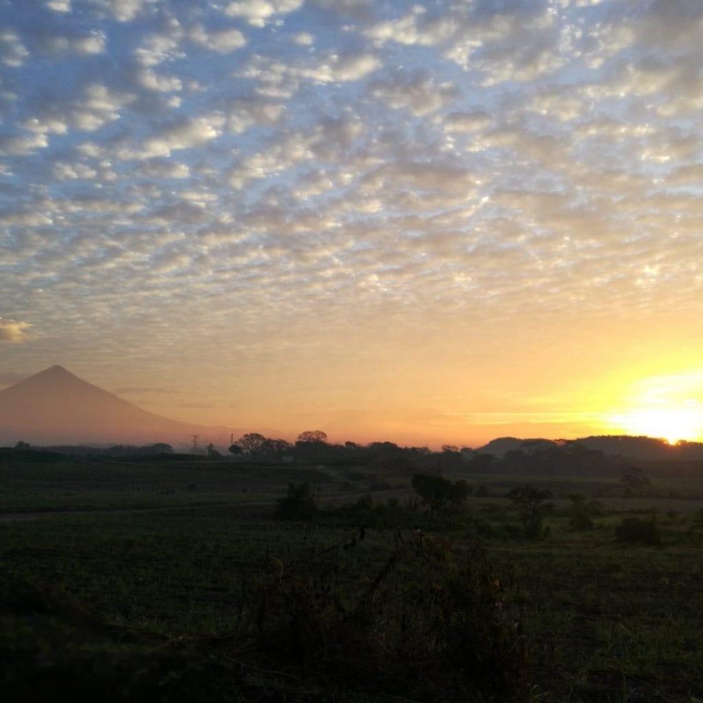 Icc Astonishing Scenery Seen Across Guatemala