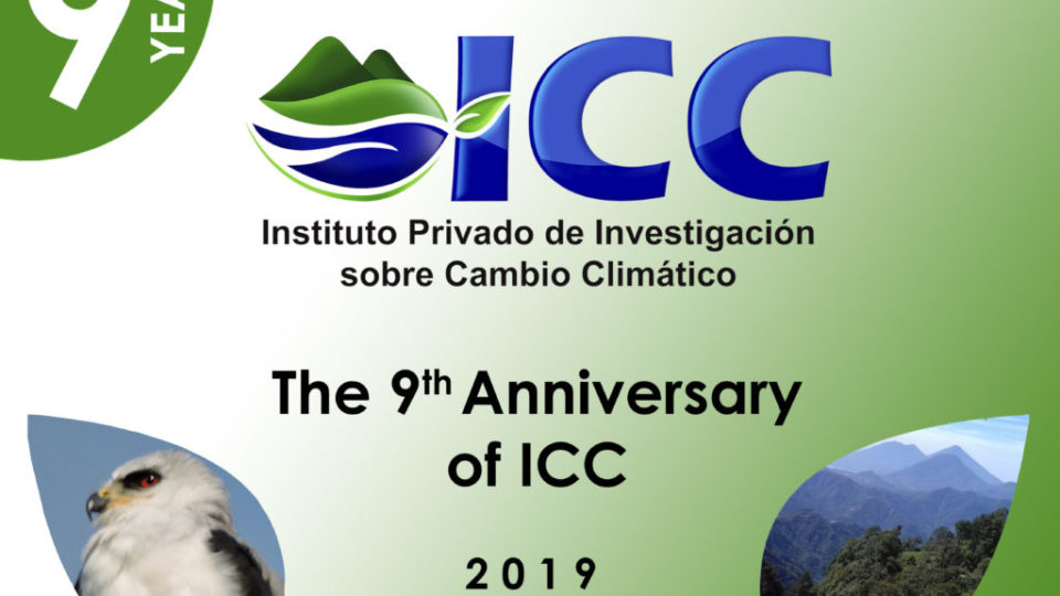 Caratula NOVENO ANIVERSARIO ICC 2019 INGLES