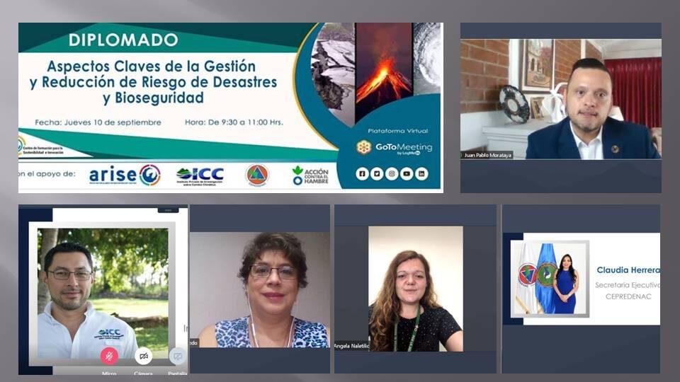 Collage Lanzamiento Diplomado CentraRSE
